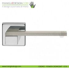 Maniglia per porta Esa dnd by Martinelli cromo-power cromosat