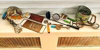Antique Vintage Primitive Kitchen Utensils - Mixed Lot