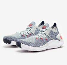 Nike Free TR Flyknit 3 Grey Running Gym Cross Training Trainers Men Women UK 8.5