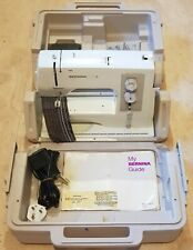 Stunning Bernina 801 Matic Heavy Duty Sewing Machine