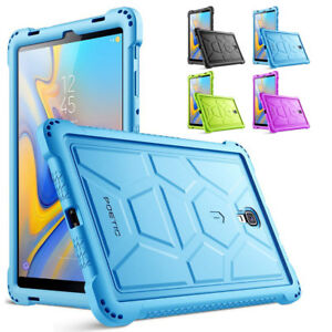 Case For Galaxy Tab A 10.5 SM-T590/T595 Flexible Shockproof Silicone Cover
