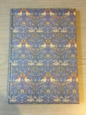 New William Morris Note Book Notebook Writing Plain Paper Memo Diary School