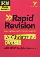 York Notes Pour Aqa Gcse (9-1) Rapide Revision: A ' Noël Carol Par Lockwood, Ms