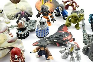 """Doctor Who Dr Who Time Squad Funko Titans & 3.75"""" Wave Figures & Ships"""