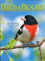 2009 Birds & Blooms Magazine: Rose-Breasted Grosbeak/Why Feed Birds?