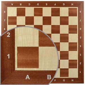 Professional Tournament Chess Board No. 5