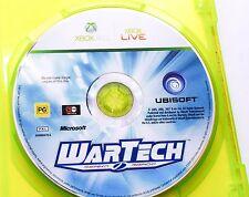 Wartech Senko No Ronde Xbox 360 (No Cover and Manual)