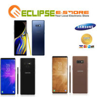 BRAND NEW SAMSUNG GALAXY NOTE 9 DUAL SIM 128GB 4G LTE SMARTPHONE IN BOX
