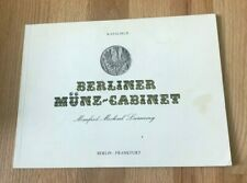 Berliner Munz-Cabinet - Manfred Michael Leissering - Printed 1973