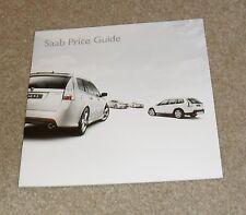 Saab 93 Price Guide 2010 Convertible Vector Aero Turbo Edition 1.8T 1.9 TID TTID