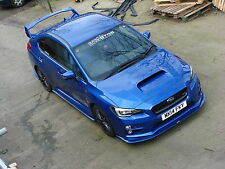 SUBARU STi WRX  Body Kit,lips,splitter,side ext SALOON/SEDAN 2015 VERSION 2.