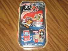 TONY HAWK BOX BOARDERS BEN RAYBOURN WITH 2 BOARDERS 1 CAM HOLDER+4 MINI RAMPS
