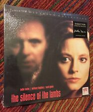 The Silence Of The Lambs: Criterion Collection Laserdisc NEW Sealed Jodie Foster