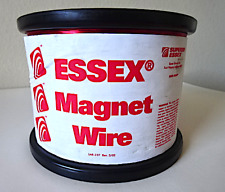 New Essex SODERON FS/155 Magnetic Wire: 28 AWG - 10 Plus Pounds
