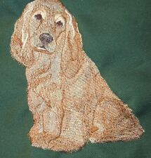 Embroidered Sweatshirt - Cocker Spaniel I1216 Sizes S - Xxl
