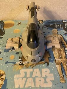 COMPLETE Vintage Kenner Star Wars 1981 ESB Boba Fett Slave 1 Ramp Han Carbonite