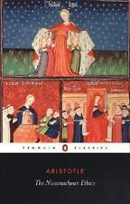The Nicomachean Ethics (Penguin Classics) by Aristotle