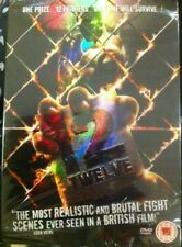 12 TWELVE - DVD - BRAND NEW AND SEALED With Dust Cover - Cage Fighting