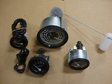 600 800 801 900 901 2000 4000 FORD TRACTOR INSTRUMENT AND GAUGE KIT 12V 4 SPEED