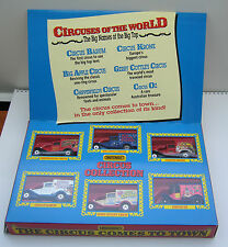 MATCHBOX-The Circus Comes To Town-OVP-Set