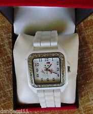 Reloj para mujer Geneva blanco