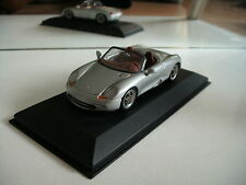Minichamps Porsche Boxster cabriolet in Grey on 1:43
