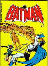 BATMAN N°21 SPECIAL VACANCES DE SEPT- OCT 1979 SAGEDITIONS