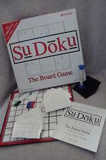 2005 SuDoku The Board Game EUC COMPLETE L@@K!