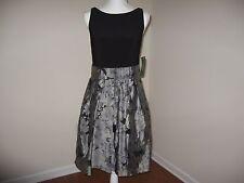 Lauren Ralph Lauren Jacquard Combo Dress for Woman SIZE 6 NWT MSRP$198