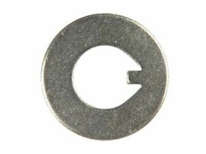 For 1955-1956 Ford Customline Spindle Nut Washer Front Dorman 77959QQ