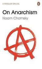 On Anarchism by Noam Chomsky (Paperback) New Book