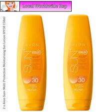 2 x Avon Sun+ Multi Protection Moisturising Sun Lotion SPF30 // 150ml (RRP £20)