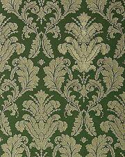 EDEM 752-38 Barocktapete Luxus Neo Klassik Barock Damask Tapete grün gold platin