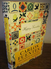 1st/1st Printing HAPPY FAMILIES Carlos Fuentes MODERN Mexican Fiction