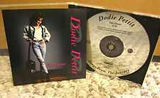 DODIE PETTIT Broadway acstress CATS Flame CD-sngle Phantom of Opera 1994 theater