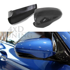 For bmw f10 m5 carbon fiber mirror cover add on 2012 2013 2014 2015 2016 UP