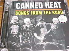 Songs From the Road by Canned Heat (CD, Aug-2015, 2 Discs, Ruf Records)