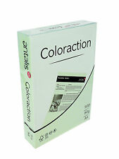 80 gsm A4 Coloraction printer & photocopier paper x 500 sheets GREEN JUNGLE