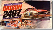 """Fabulous 1970 George Bartell Poster (36""""x19.5"""") sold by Peter Brock BRE!"""