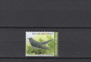 BELGIUM 2021 cuckoo buzin bird mnh** N202104
