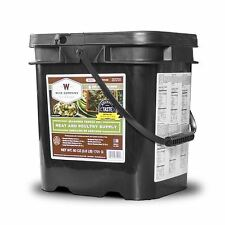 60 Serving Protein / All Meat - Wise Food Storage - Freeze Dried MRE Ration