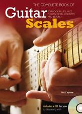 THE COMPLETE BOOK OF GUITAR SCALES