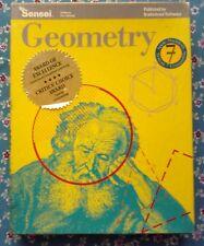 Geometry/Floppy Disk,Manual/Machintosh 512K/Plus/SE/II/System 7/Broderbund Softw