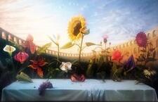 "Vladimir Kush         ""Last Supper""    2009  Giclee on Canvas"
