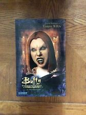 """SIDESHOW COLLECTIBLES BUFFY THE VAMPIRE SLAYER VAMPIRE WILLOW 12"""" ACTION FIGURE"""
