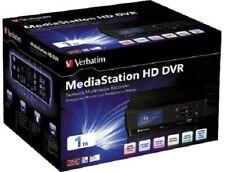 Verbatim MediaStation HD DVR Network Multimedia Recorder 1TB