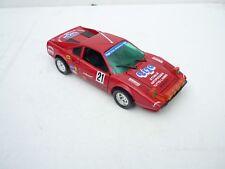 Ferrari 308 GTB Coupe Rally Rallye LIZA Team / PATTERSON #21, Polistil in 1:25