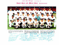 1970 ROCHESTER RED WINGS TEAM 8X10  PHOTO BASEBALL BAYLOR RIPKEN GRICH