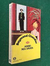 Raymond CHANDLER - ADDIO MIA AMATA Oscar del Giallo Mondadori /OG7 (1975) Libro