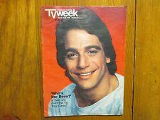 March 16, 1986 Chicago Tribune TV Week(TONY  DANZA/WHO'S THE BOSS/DANNY PINTAURO